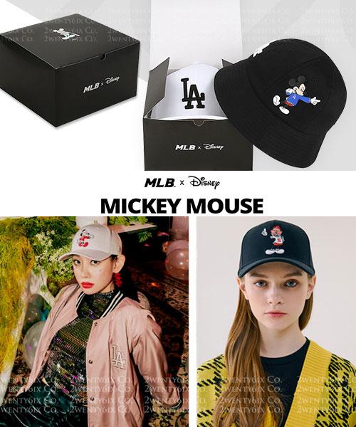 ★正韓 MLB【Disney 2020限量聯名+EXO代言】★ 經典棒球帽/漁夫帽(五款)
