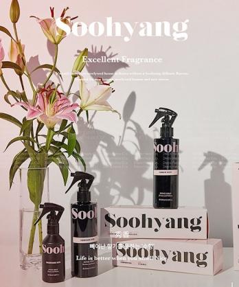★正韓 Soohyang 秀香★室內空間&織物品香氛噴霧 250ml