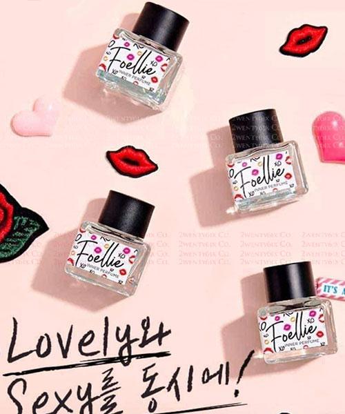 ★韓國Foellie ★(NEW)頂級女性植物私密護理香氛精油 5ml草莓果香