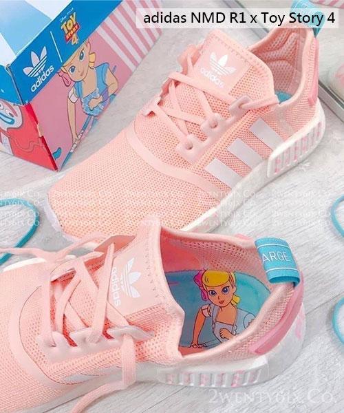 ★美國 adidas NMD R1x Toy Story4 ★ 聯名運動鞋 (US5.5~7)