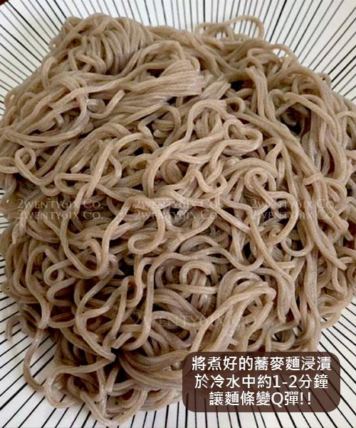 ★ 韓國李家 SOBA ★ 人氣美味 第一Q彈蕎麥麵 (8包一箱)