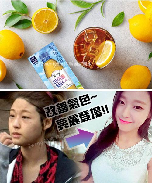 ★ 韓國 NOKCHAWON ★ 〖夏日聖品〗韓國女團水 Daily Idol Water (12gx7包入)