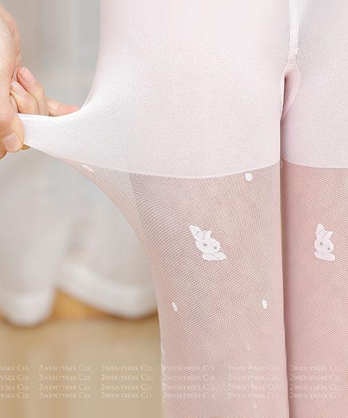 ★韓版 Dana SILK ★ 優雅氣質 印花多色絲襪 & 9分褲 (85~145cm)