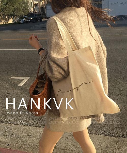 ★ 正韓 HANKVK ★ 甜美浪漫  質感寬鬆針織  鈕扣開衫外套 (兩色)