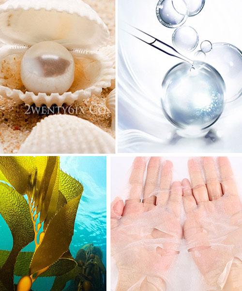 ★ 韓國 JM Solution ★海洋珍珠三部曲 保濕嫩白面膜 10片入