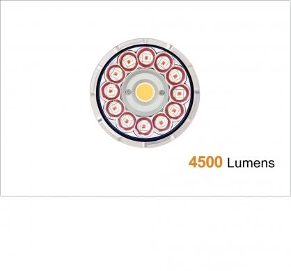 【錸特光電】ACEBEAM X80CRI COB 4500流明 紅光2500流明 高顯色性泛光手電筒 CRI值 95