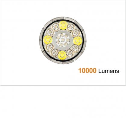 【錸特光電】ACEBEAM X80UV 10000流明 附原廠電池 手提把 日亞化276A 365nm UV燈 白光UV