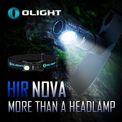 【錸特光電】OLIGHT H1R 600流明 L型頭燈 內附原廠電池 /尾部磁鐵 USB磁吸充電 TIR透鏡 16340