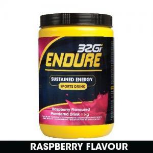 32Gi 耐力運動能量飲900g  (覆盆莓口味)