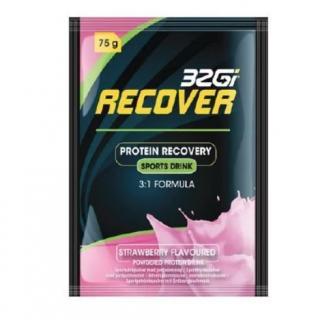 32Gi 蛋白運動能量飲 75克 (草莓口味)