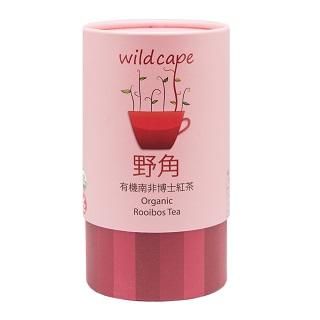 南非國寶茶Wild Cape Rooibos 野角南非博士(紅茶) 【40茶包/罐】無咖啡因、孕婦哺乳可用