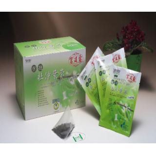 宮廷露 有機杜仲葉茶(大盒) 40入 【醇典生物科技】