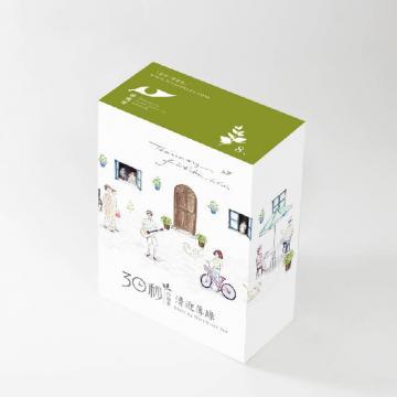 Teascovery 發現茶~30秒冷泡茶-清迎薄綠8入口碑款