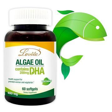 (9折出清) 愛維他 植物性DHA(藻油)素食膠囊 ~僅此2瓶~【2003800】