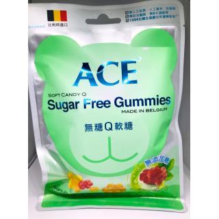 ACE 無糖 Q軟糖隨手包(48g/袋)