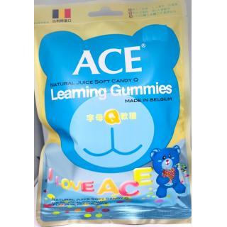 ACE 字母 Q軟糖隨手包(48g/袋)