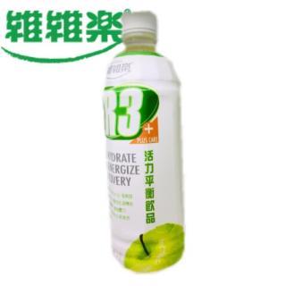 維維樂 R3活力平衡飲品Plus-蘋果口味 500ml