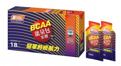 【ALLONE09】-諾壯BCAA能量包-果膠(18包/盒) 新包裝上市升級28.8%能量