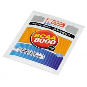 康馨三鐵館-amino STRONG 諾壯 BCAA 8000mg 沖泡式胺基酸
