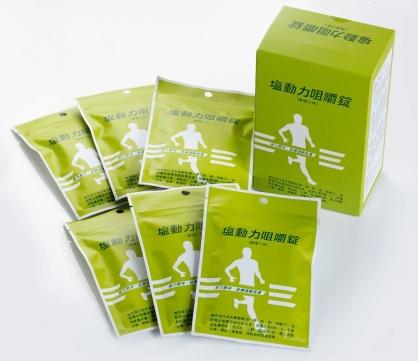 【ALLONE85】運能延力 塩動力 電解質咀嚼錠 (檸檬口味) (盒裝) (6包/盒 - 共108錠)