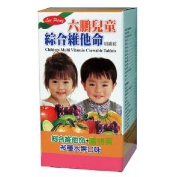 康馨-【六鵬】六鵬複方強化鐵膜衣錠(30顆)