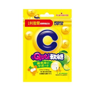小兒利撒爾 Quti軟糖(檸檬C)