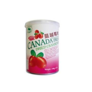 買1送1共二罐【樂家實業】天然磨坊-加拿大蔓越莓乾(蔓越莓果乾)罐裝