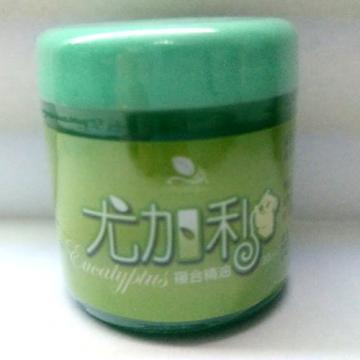 綠薰舒 尤加利複合精油膏 30ml~取代康馨之前銷售豐穗spa精油膏
