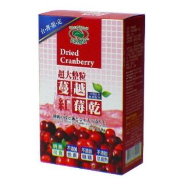 買1送1【樂家實業】 天然磨坊-加拿大超大整粒蔓越莓乾(蔓越莓果乾)盒裝