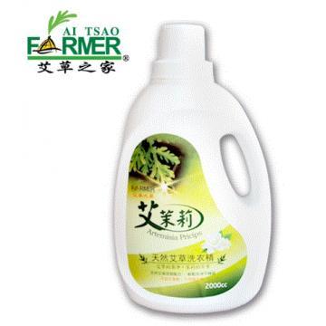 【艾草之家】艾茉莉天然環保洗衣精2000ml/ 瓶