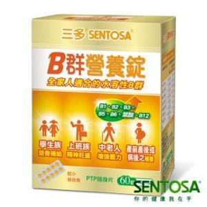 康馨-【三多sentosa】B群營養錠60錠