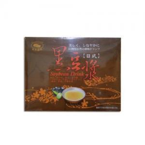 樂家實業 日式黑豆漿(30g/包,30包/盒)