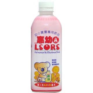 惠幼 益兒壯飲品 430ML(草莓口味)