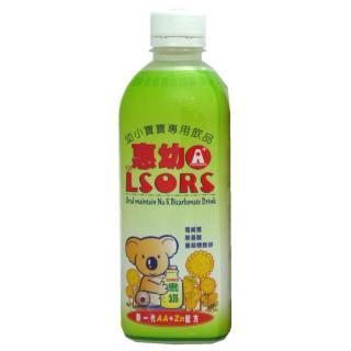 惠幼 益兒壯飲品 430ML(蘋果口味)