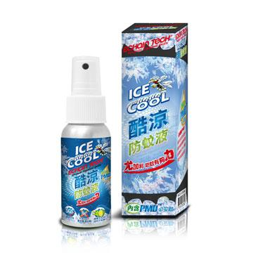 ECHAIN TECH 熊掌防蚊液 -酷涼型 (PMD配方)