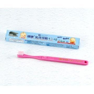 4打48支組-【雷峰牙刷】C6健康乳牙牙刷(剛長牙至學齡前嬰幼兒適用)