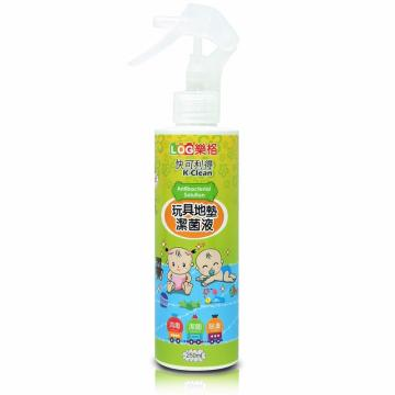 LOG樂格 快可立得 玩具地墊潔菌液250ml