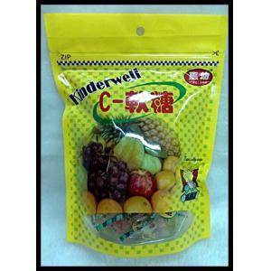 惠幼水果QQ C 軟糖 120G