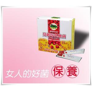 家酪優  蔓越莓乳酸菌 30包/盒