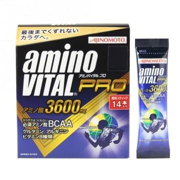 【日本味之素 原裝進口】amino VITAL 專業級胺基酸粉末【4.5g * 14包入】