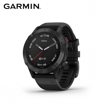 Garmin Fenix 6 進階複合式運動GPS腕錶