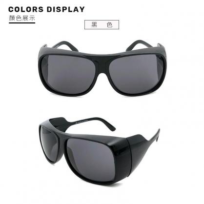 【2004151】MIT大框護目鏡(黑色)抗UV400 防風砂/防曬/包覆性優/標準局檢驗合格
