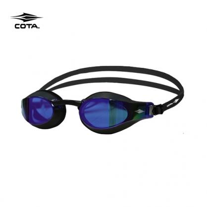 競賽泳鏡-高階型 RACING FASTER High-end 鍍銀紫