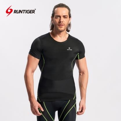 壓縮服-男精英級短袖(升級版)