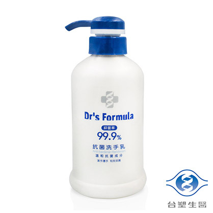台塑生醫 Dr's Formula 抗菌洗手乳 (400g)