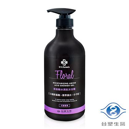 台塑生醫 Dr's Formula 胺基酸水潤肌沐浴精 [花語馨香] (800g)