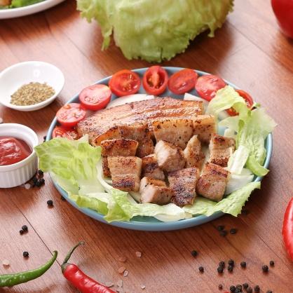 醃漬去皮鹹豬肉 800g