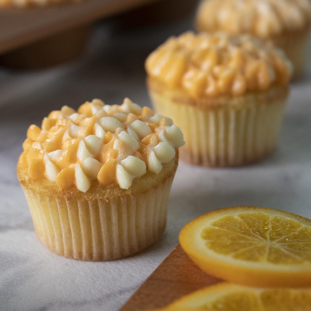 香橙迷你杯子蛋糕 12個/盒