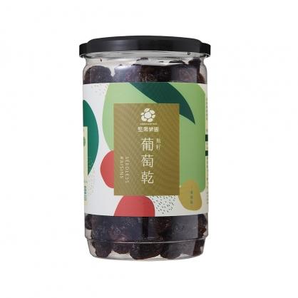 堅果樂園-無籽葡萄乾(罐裝)