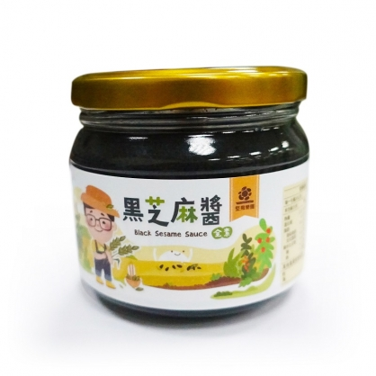 堅果樂園-黑芝麻醬
